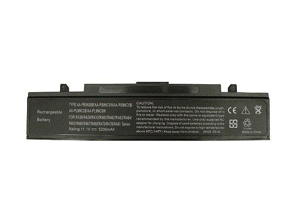 Bateria Notebook Samsung Rv411 -Rv420- 4 cells -Pn AA-PB9N4BL Black- 14.8v- bringIT