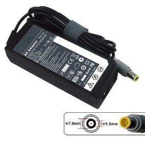 Fonte Notebook Lenovo 20V 4.5a 90W  Pa-1900-08l Plug Amarelo 7.9x5.5mm