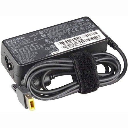 Fonte Notebook Lenovo USB 20V 3.25a 65w  Pa-1650-72 Model 45N0261 -Plug Usb