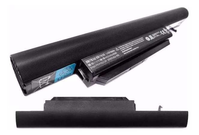 Bateria  Notebook Pat. Number 6-87-W240S-4PF - (USD)