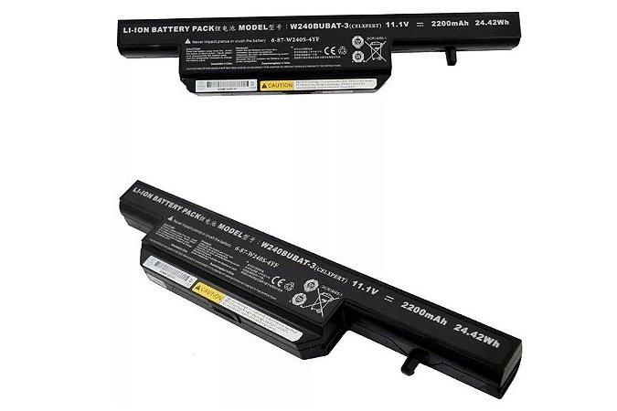 Bateria Notebook W240bubat-3 Itautec A7420 A7520  Usd