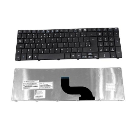 Teclado Notebook Acer Part Number NSK-AUB1D