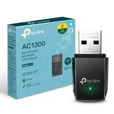 Adaptador Wireless USB PCI TP-Link Archer T3U Router AC1300