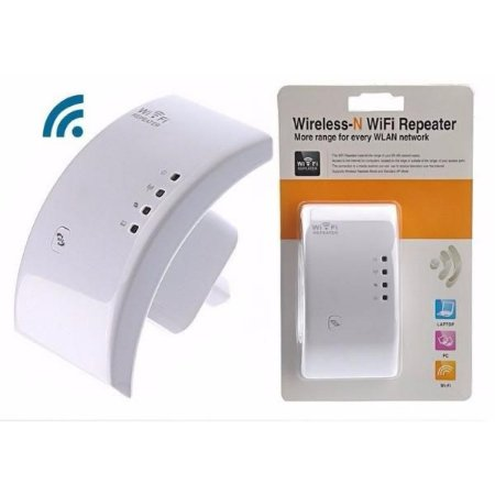 Repetidor Expansor E Roteador Wifi Repeater - 300mbps