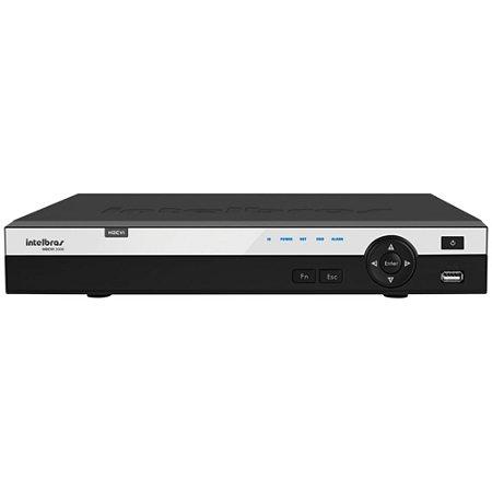 Dvr Intelbras Gravador Digital de Vídeo 3008 -08CH -USADO SEM A CAIXA