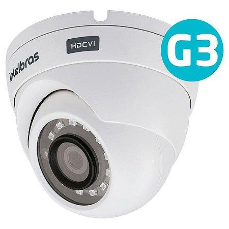 Camera de Segurança Dome Seg-Vhd 1010 D- Intelbras Geração 3