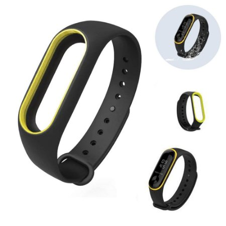 Pulseira Colorida Para Xiaomi Mi Band 3