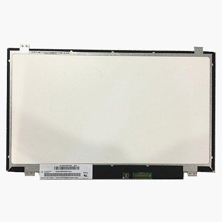 Tela Notebook Display Led Slim 14.0 - 30 Pinos NT140WHM-N41 V8.0