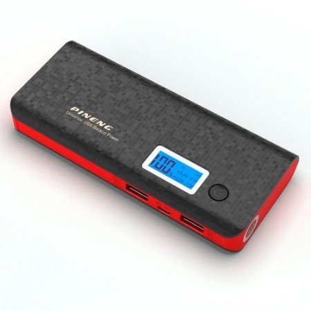 Carregador Portátil Power Bank Pineng 10000mAh Pn-968