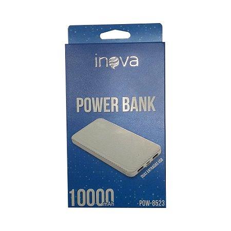 Carregador Portátil Power Bank Inova 10000mAh Pow-8523