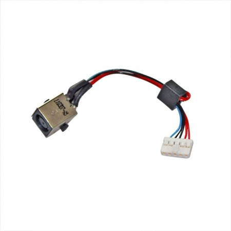 Conector DC Jack para Notebook Dell Inspiron M521R