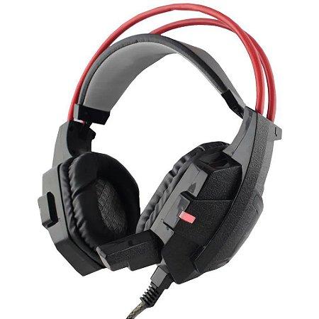 Fone Gamer Headset Soldado Infokit GH-X20