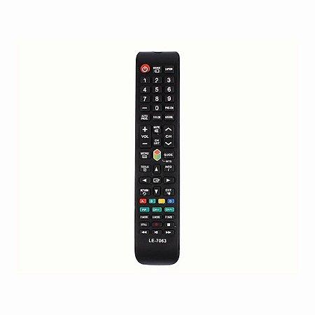 Controle Remoto Samsung Lcd Tv Le-7063
