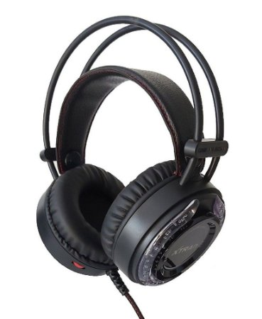 Fone Gamer Headphone Xplorer Xtrad Lc-826