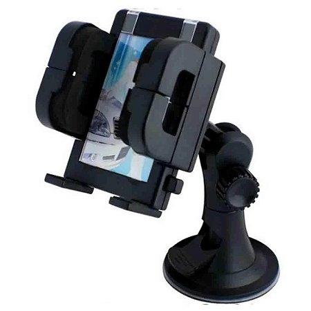 Suporte De Celular Para Carro Com Ventosa Rotação De 360° B-Max BMG-02