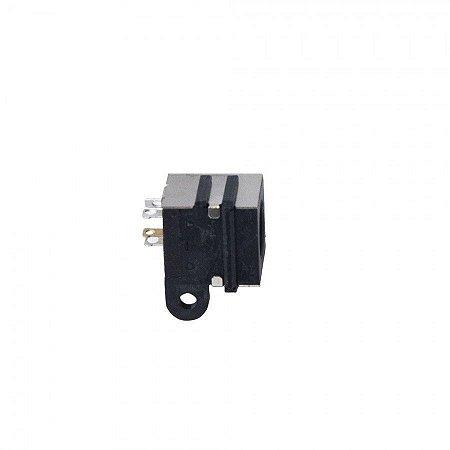 Plug Conector Dc Jack Dell Inspiron 1564 - 7.4X5.0Mm - DC051 Sem Cabo