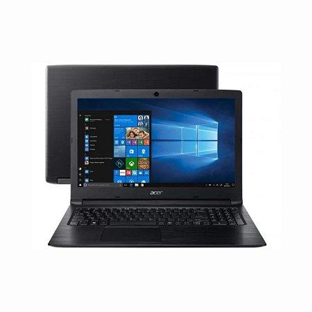 """Notebook Acer A315-53-55DD Intel® Core i5-7200U 4GB HD 1TB 15.6"""" Windows 10"""