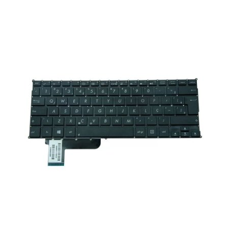 Teclado Notebook Asus X201 X201E S200 S200E X202E Sem Moldura Pn 9Z.N8KSQ.20E 9Z
