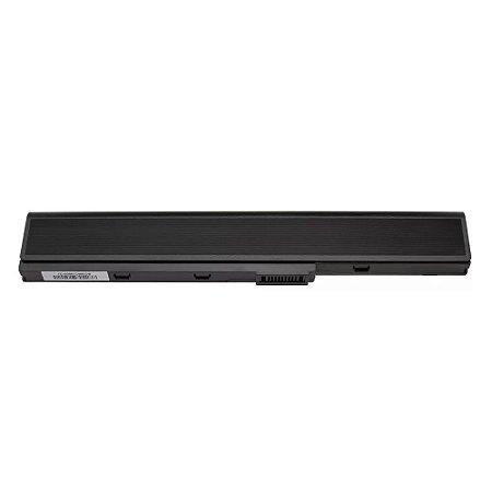 Bateria Notebook Asus A42 A42D - 6 Celulas Preto - 10.8V