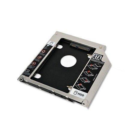 Caddy Gaveta Adaptador para Hd e SSD do Macbook Mac Pro Air 9.5Mm