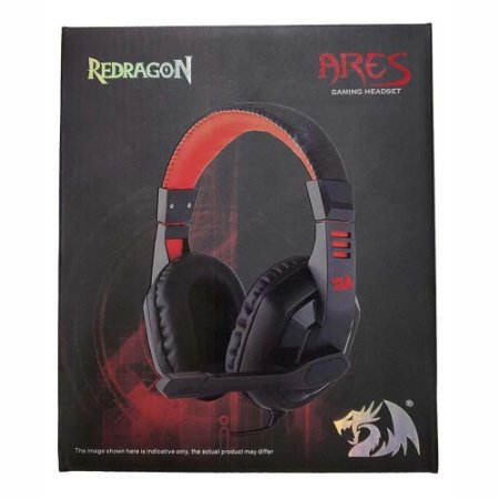 Headset Gamer Redragon Ares - H120