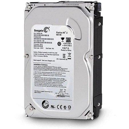 Hd Int. Desktop 500 gb 7200 Sata II Seagate ST3500312CS