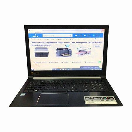 Notebook Acer A515 Core i5 Hd de 1Tb Memória Ram DDr3 de 4Gb Semi Novo