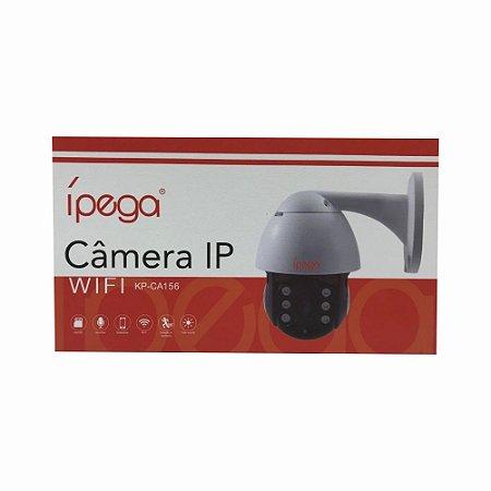 Câmera Ip Wifi Sdcard Microfone Aplicativo Visão Noturna Ípega KP-CA156