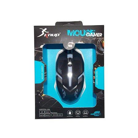 Mouse Gamer Knup KP-V15
