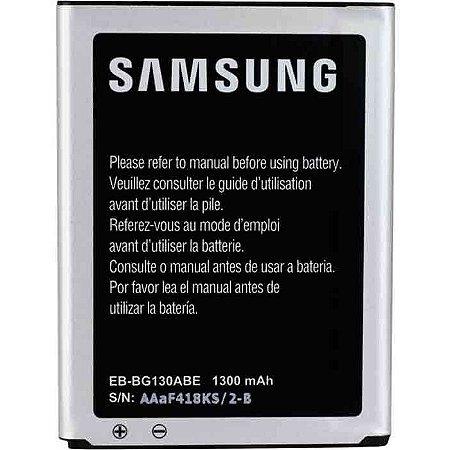 Bateria Para Celular Samsung EB-Bg130abe 1300 mAh