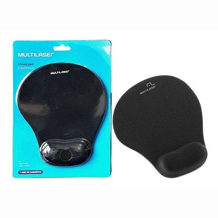 Mousepad  Ergonomico em gel Multilaser - AC024