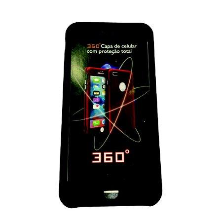 Capa Iphone 7 Plus 8 Plus 360 Com Proteção Total Inova 7p