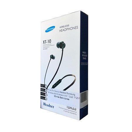 Fone De Ouvido Headset Samsung Wireless Xt-10 version V4.1