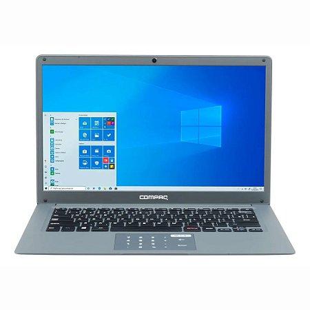 "Notebook HP Compaq Presario CQ-25 Intel Pentium N3700 4GB 120GB SSD 14"" Windows 10"