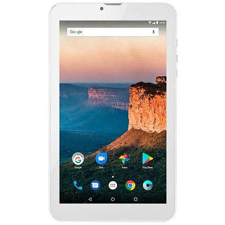 "Tablet Multilaser M9 3g 1Gb Ram 8Gb Armazenamento 9"" Polegadas Quad Core Dual Câmera Dual Chip"