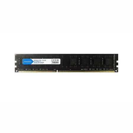 Memória Ram Pumeitou Amd  Desktop Ddr3 4Gb 1333 Mhz Pc3-10600U-Cl9