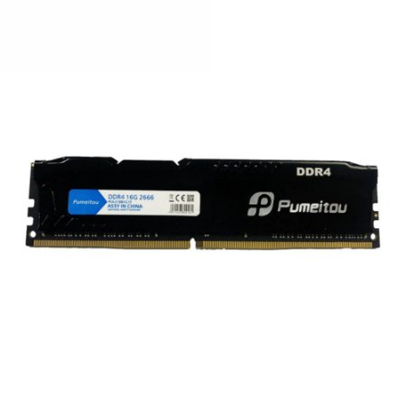 Memória Ram Desktop 16Gb Ddr4 2666MHz 1.2V 288 Pin-DIMM PC4-21300-CL19 Pumeitou
