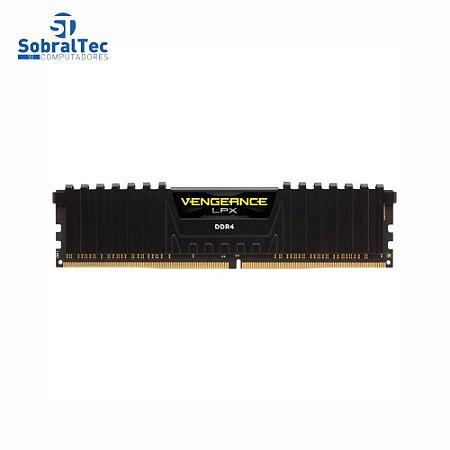 Memoria Ram Desktop Corsair Vengeance Lpx  8Gb Ddr4 2400MHz CM4X8GE2400C16K4 -CN