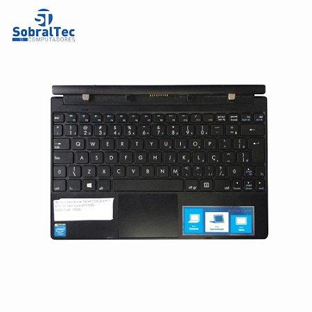 Teclado Notebook Tablet CCE 2 Em 1 F10-30 Intel Atom Z3735G - USD