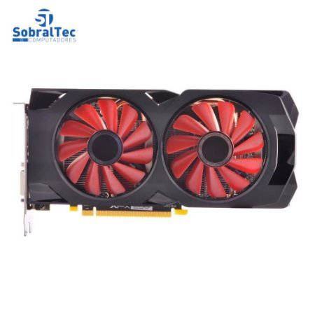 Placa de Vídeo Radeon RX 470 4GB 256Bits GDDR5 Gaming XFX