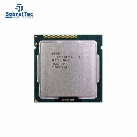 Processador Intel Core i3-2120 3M Cache 3.30 GHz Lga1155 -2ª Ger.