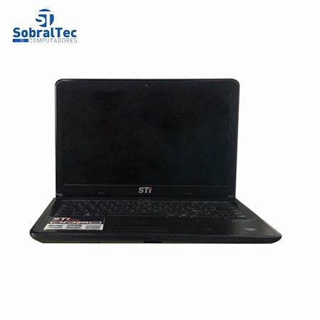 Notebook Semp Toshiba STi Infinity Tela 16:9 2Gb Ram Hd 320Gb AMD Vision Dual Core NA 1401 - USADO