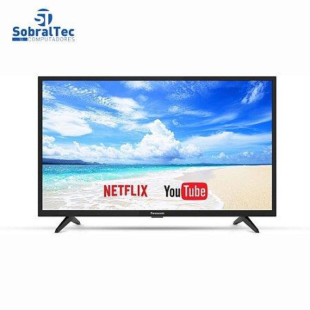 """Smart TV LED 40"""" Polegadas Full HD 1920x1080 Wi-Fi 2 Usb 2 Hdmi 60Hz Panasonic TC-40FS500B"""