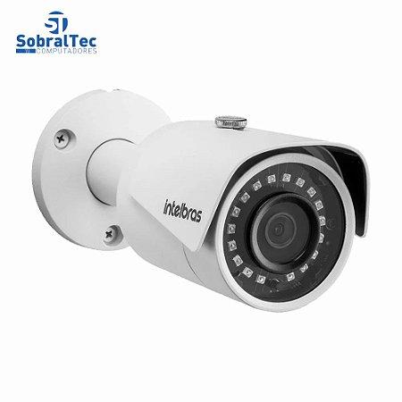 Câmera IP Intelbras VIP 3230 B G3 Full HD 1080p Lente 2,8Mm Alcance De 30Mt