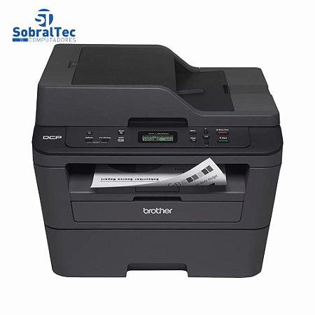 Impressora Brother DCP-L2540DW Multifuncional Laser Monocromática Com Wireless e Duplex