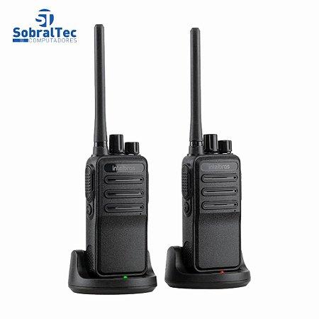 Rádio Comunicador Walk Talk Longo Alcance Intelbras Rc 3002