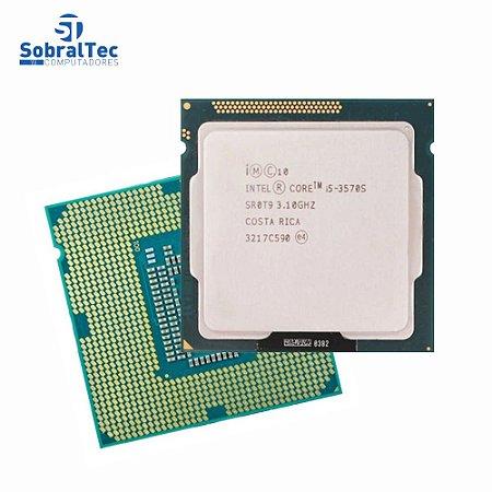 Processador Intel Core i7-3770S 3.1GHz 4 Núcleos Lga 1155 8Mb Cache 3ª Geração