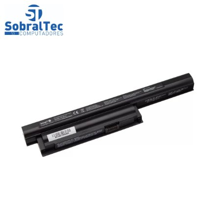 Bateria Notebook Sony Bps26 - Cj - 6 Cells - Black - 10.8V