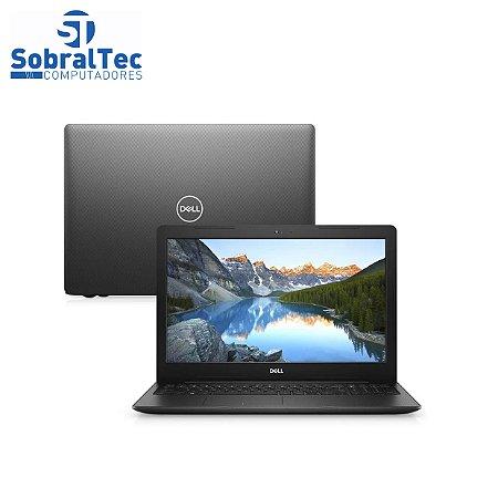 """Notebook Dell Inspiron i15-3583-A3XP 8ª Geração Intel Core i5 8GB 1TB 15.6"""" Windows 10 Preto McAfee"""
