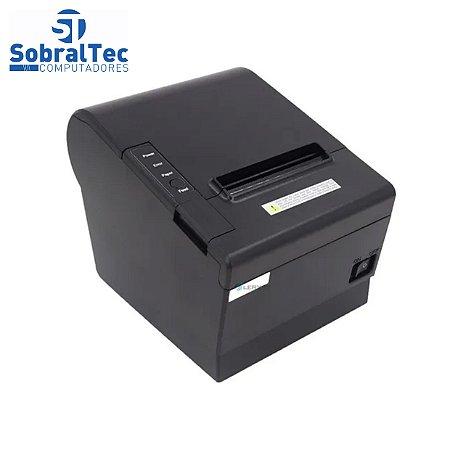 Impressora Térmica 80mm Com Cortador Automático Usb + Lan SDK HS-802UL